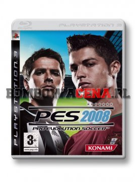Pro Evolution Soccer 2008 [PS3]