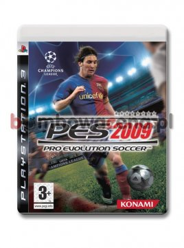Pro Evolution Soccer 2009 [PS3]