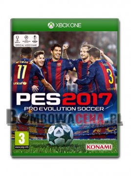 Pro Evolution Soccer 2017 [XBOX ONE]