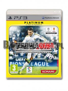 Pro Evolution Soccer 2012 [PS3] GER, Platinum