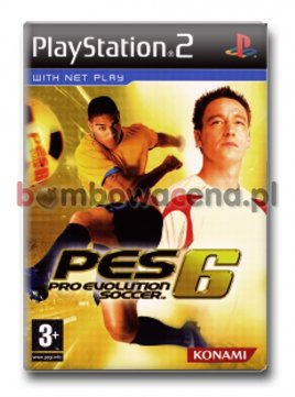 Pro Evolution Soccer 6 [PS2]