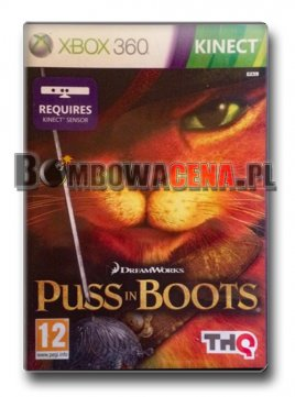 Puss in Boots [XBOX 360] NOWA