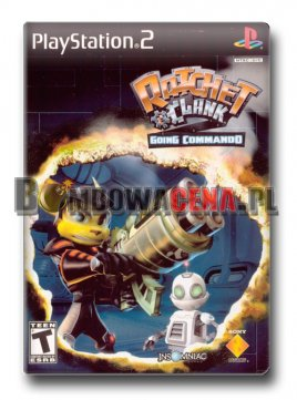 Ratchet & Clank: Going Commando [PS2] NTSC USA