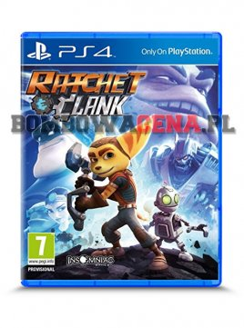 Ratchet & Clank [PS4] PL