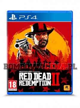 Red Dead Redemption II [PS4] PL, NOWA