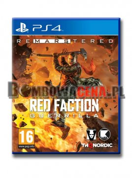Red Faction: Guerrilla Re-Mars-tered [PS4] PL, NOWA