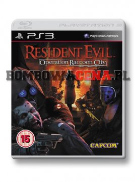 Resident Evil: Operation Raccoon City [PS3] PL