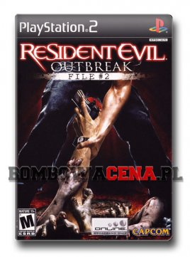 Resident Evil: Outbreak - File #2 [PS2] NTSC USA