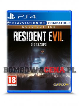 Resident Evil VII: Biohazard [PS4] PL, Gold Edition, NOWA