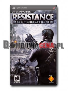 Resistance: Retribution [PSP]
