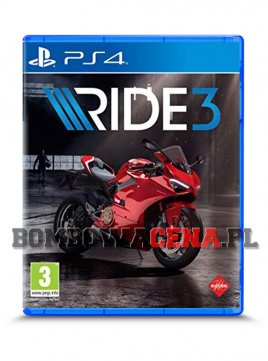 RIDE 3 [PS4] NOWA