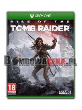 Rise of the Tomb Raider [XBOX ONE] PL