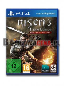 Risen 3: Titan Lords [PS4] PL, Enhanced Edition