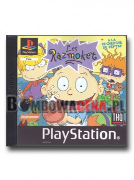 Rugrats: Search for Reptar [PSX]