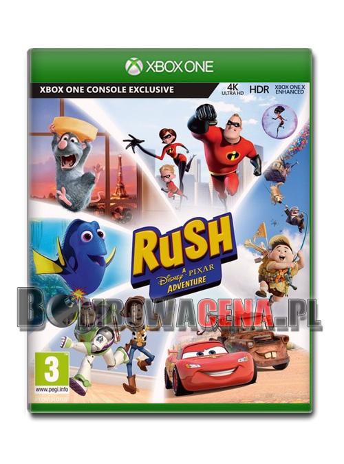87dc6cc7e8321a Rush: A Disney Pixar Adventure [XBOX ONE] :: Bombowacena.pl - sklep ...