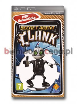 Secret Agent Clank [PSP] PL, Essential
