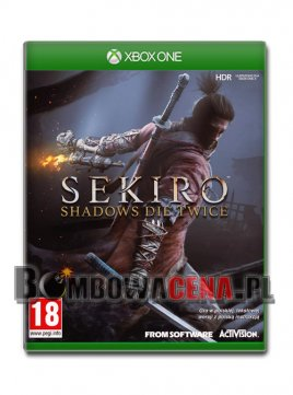 Sekiro: Shadows Die Twice [XBOX ONE] PL