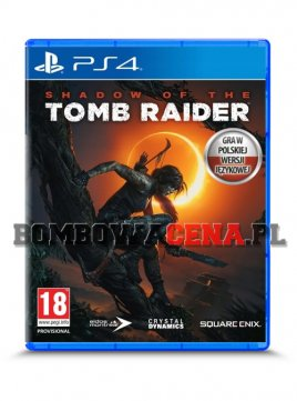 Shadow of the Tomb Raider [PS4] PL, NOWA