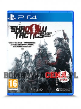 Shadow Tactics: Blades of the Shogun [PS4] PL