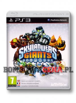Skylanders Giants [PS3]