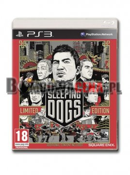 Sleeping Dogs [PS3] Limited Edition