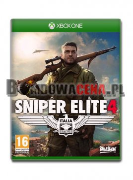 Sniper Elite 4 [XBOX ONE] PL