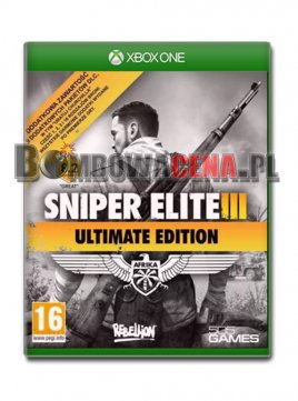 Sniper Elite III: Afrika - Ultimate Edition [XBOX ONE] PL