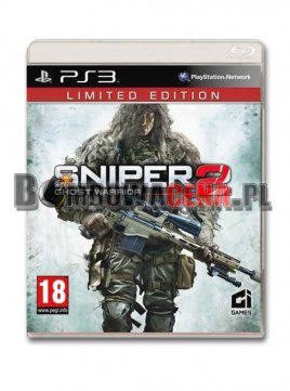 Sniper: Ghost Warrior 2 [PS3] PL, Limited Edition