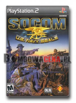 SOCOM: U.S. Navy SEALs [PS2] NTSC USA