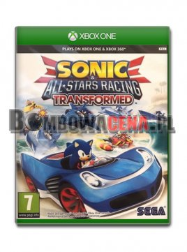 Sonic & All-Stars Racing Transformed [XBOX ONE][XBOX 360] NOWA