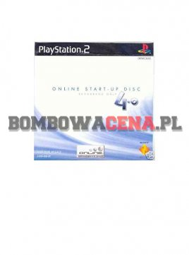 Sony Playstation 2 Online Start-up Disc 4.0 [PS2] NTSC USA