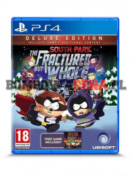 South Park: The Fractured But Whole [PS4] PL, Deluxe Edition