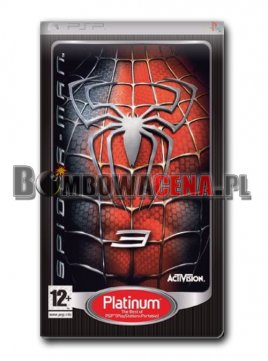 Spider-Man 3: The Game [PSP] Platinum