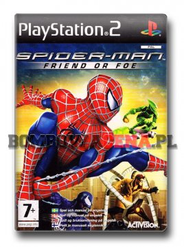 Spider-Man: Friend or Foe [PS2]