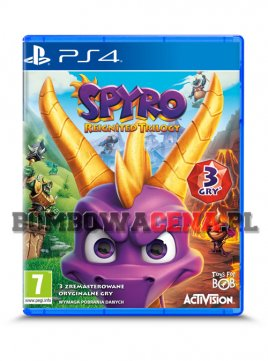 Spyro Reignited Trilogy [PS4] PL