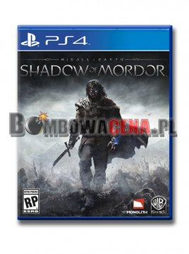 Middle-earth: Shadow of Mordor [PS4] PL