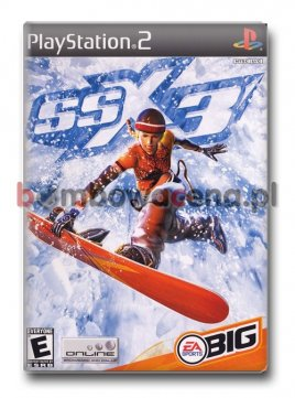 SSX 3 [PS2]