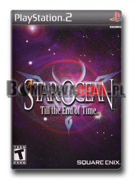 Star Ocean: Till the End of Time [PS2] NTSC USA