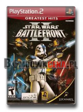 Star Wars: Battlefront II (2005) [PS2] NTSC USA