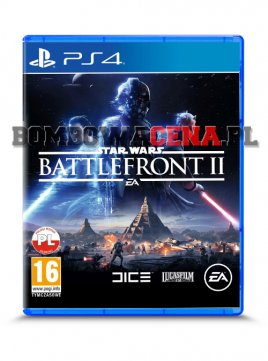Star Wars: Battlefront II [PS4] PL