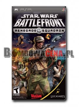 Star Wars: Battlefront - Renegade Squadron [PSP]