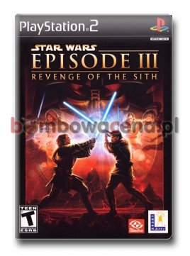 Star Wars Episode III: Revenge of the Sith [PS2]