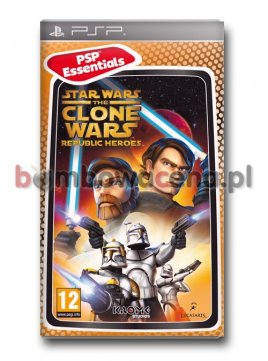 Star Wars: The Clone Wars - Republic Heroes [PSP] Essential