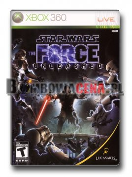 Star Wars: The Force Unleashed [XBOX 360]
