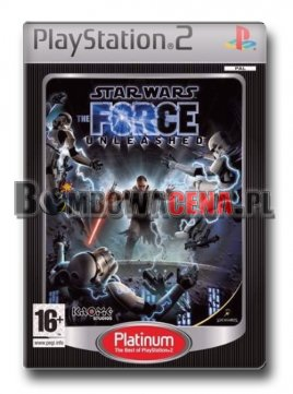 Star Wars: The Force Unleashed [PS2] Platinum