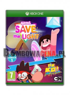 Steven Universe: Save the Light [XBOX ONE] NOWA