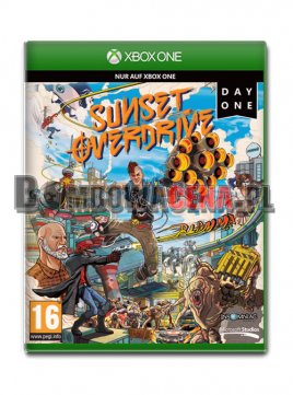 Sunset Overdrive [XBOX ONE] PL
