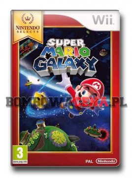 Super Mario Galaxy [Wii] Selects