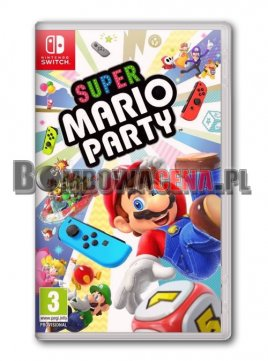 Super Mario Party [Switch] NOWA