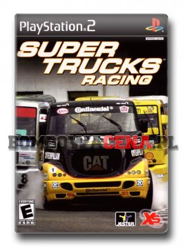 Super Trucks Racing [PS2] NTSC USA